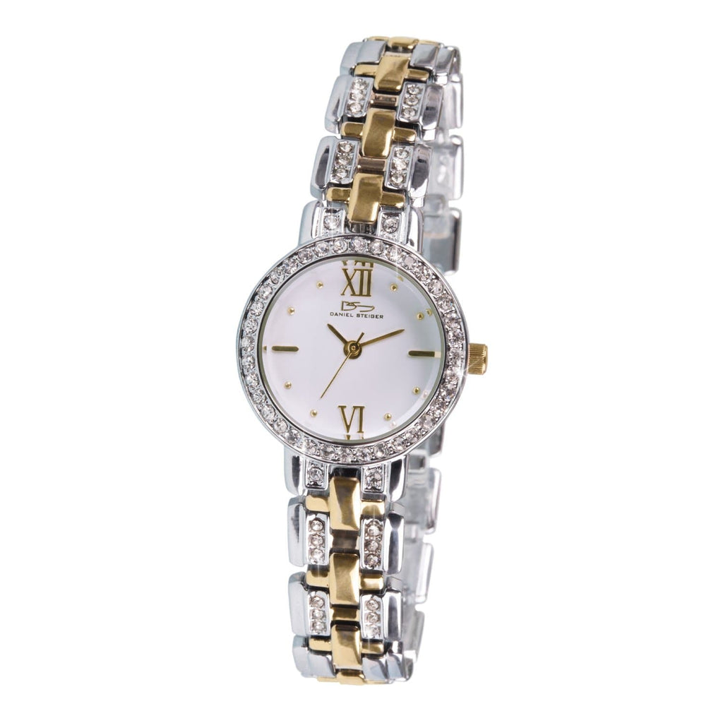 Malibu Ladies' Two-Tone Watch