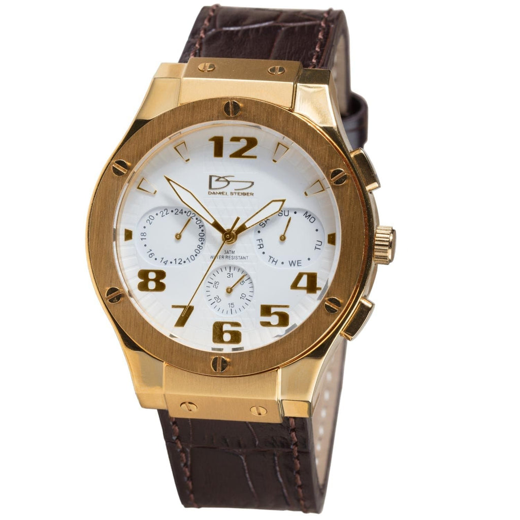 The Kingston Yellow Gold Watch