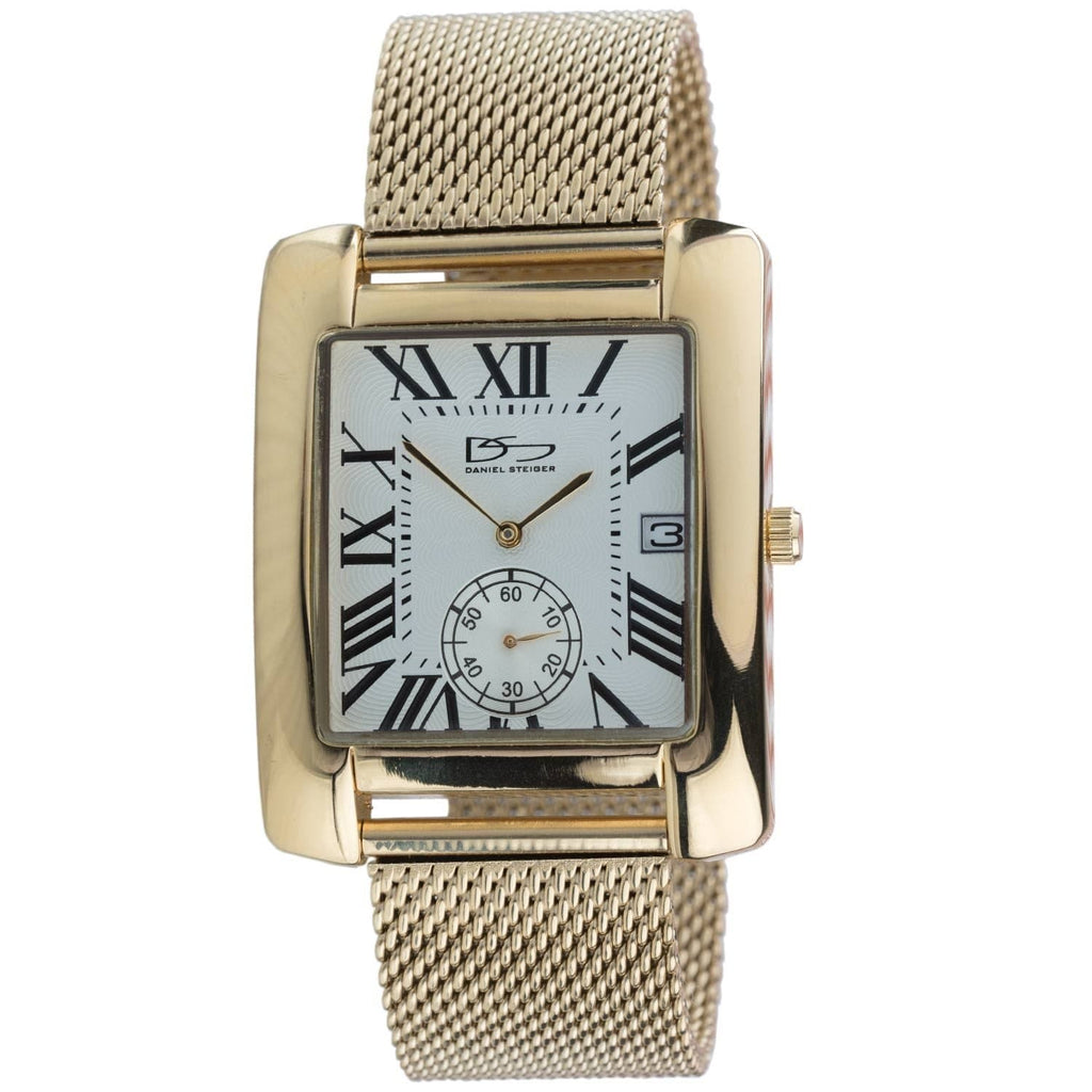 Vintage Estate Yellow Gold Watch
