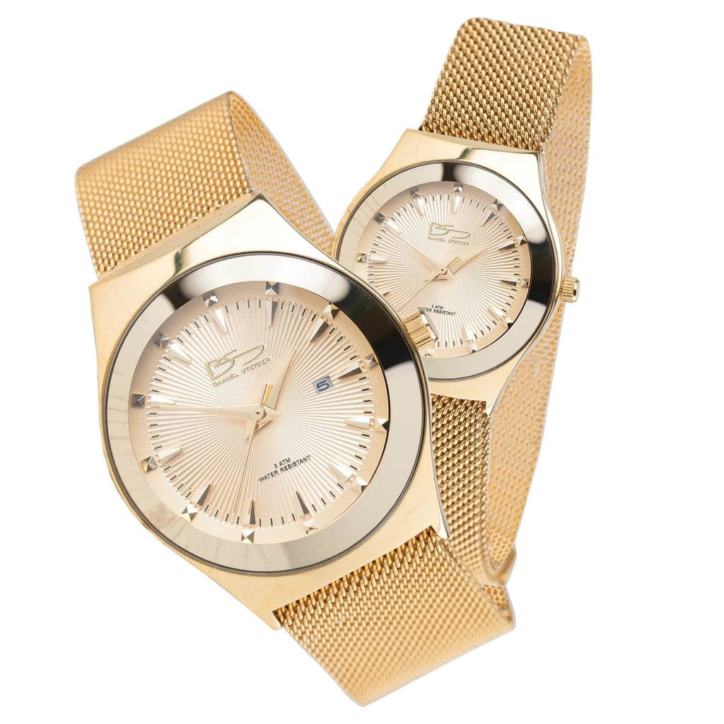 Daniel Steiger Rondo Milanese Magnetic Watches - Set Of 2