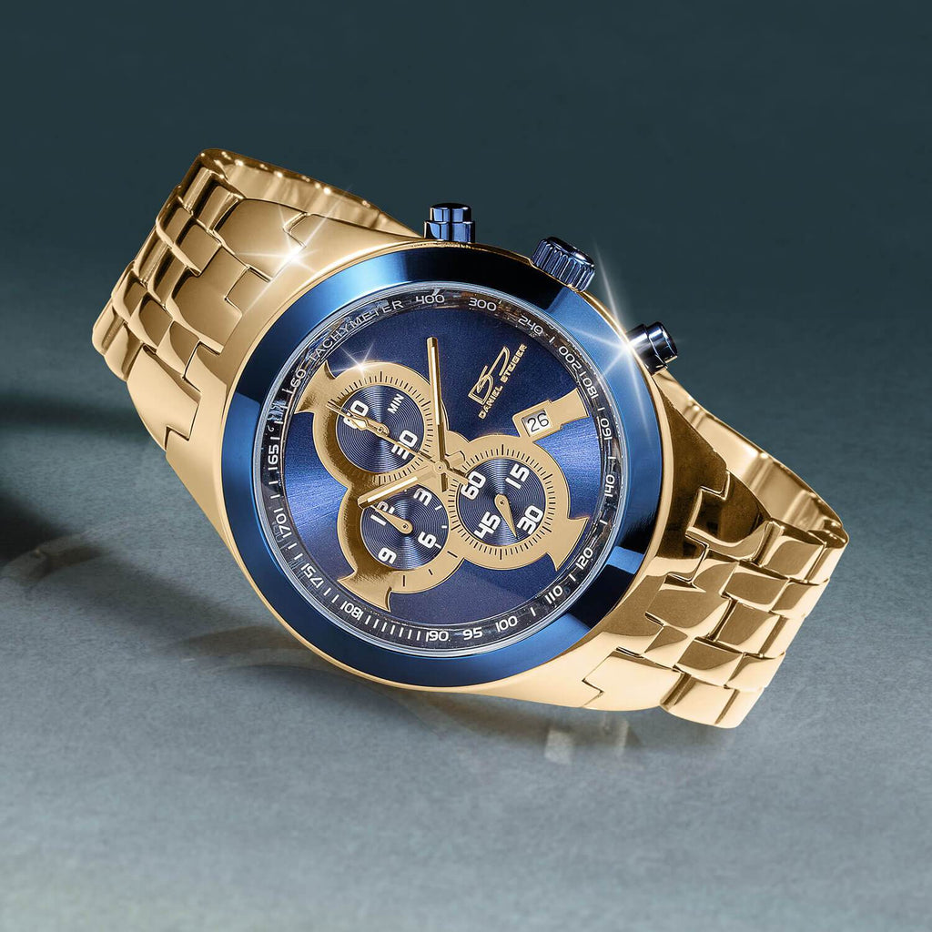 Virtuoso Blue Men's Watch