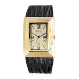 Deco Drive Gold Watch