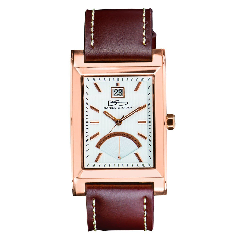 Daniel Steiger The Monticello Rose Gold Watch