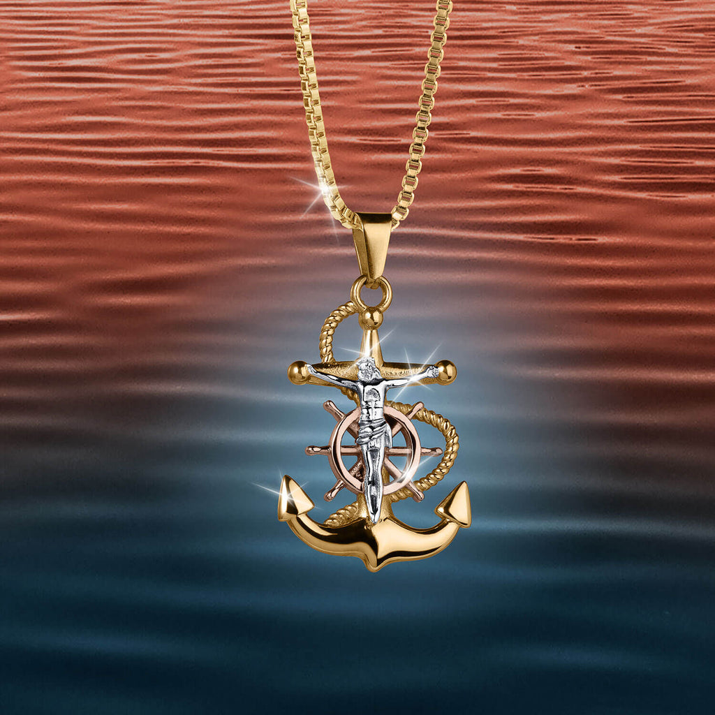 Mariner's Cross Pendant