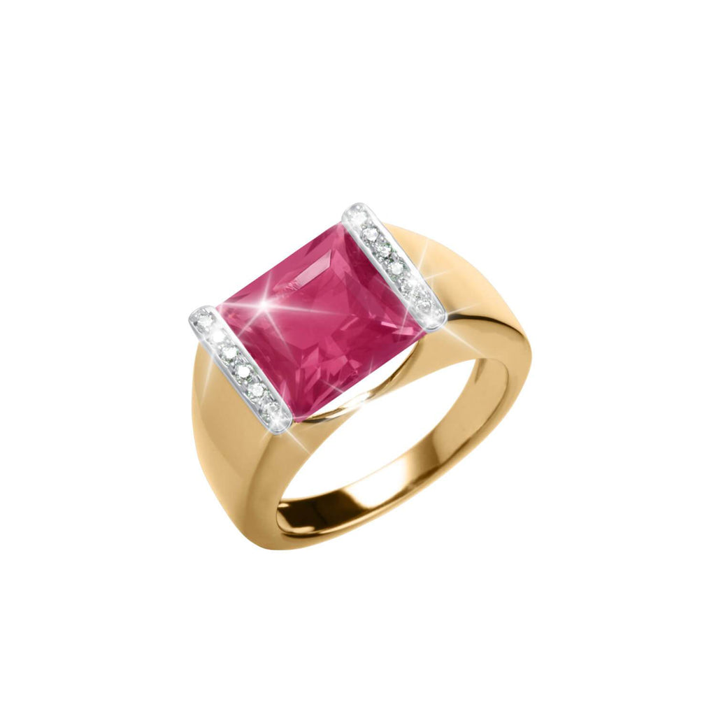 Ruby Paradise Ring