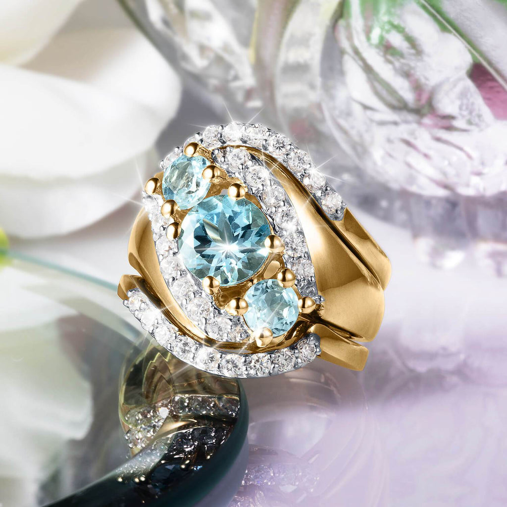 Harmony Bridal Ladies Ring