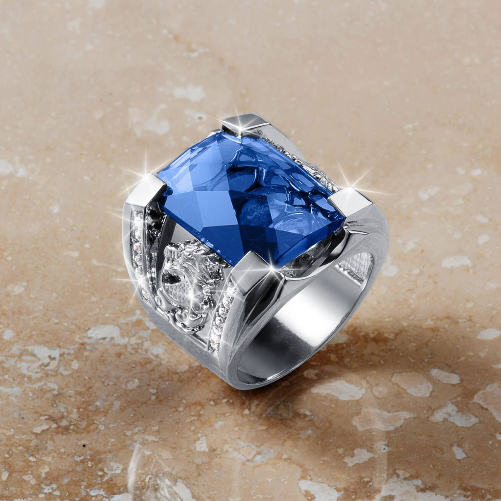 Revolution Cobalt Men's Ring