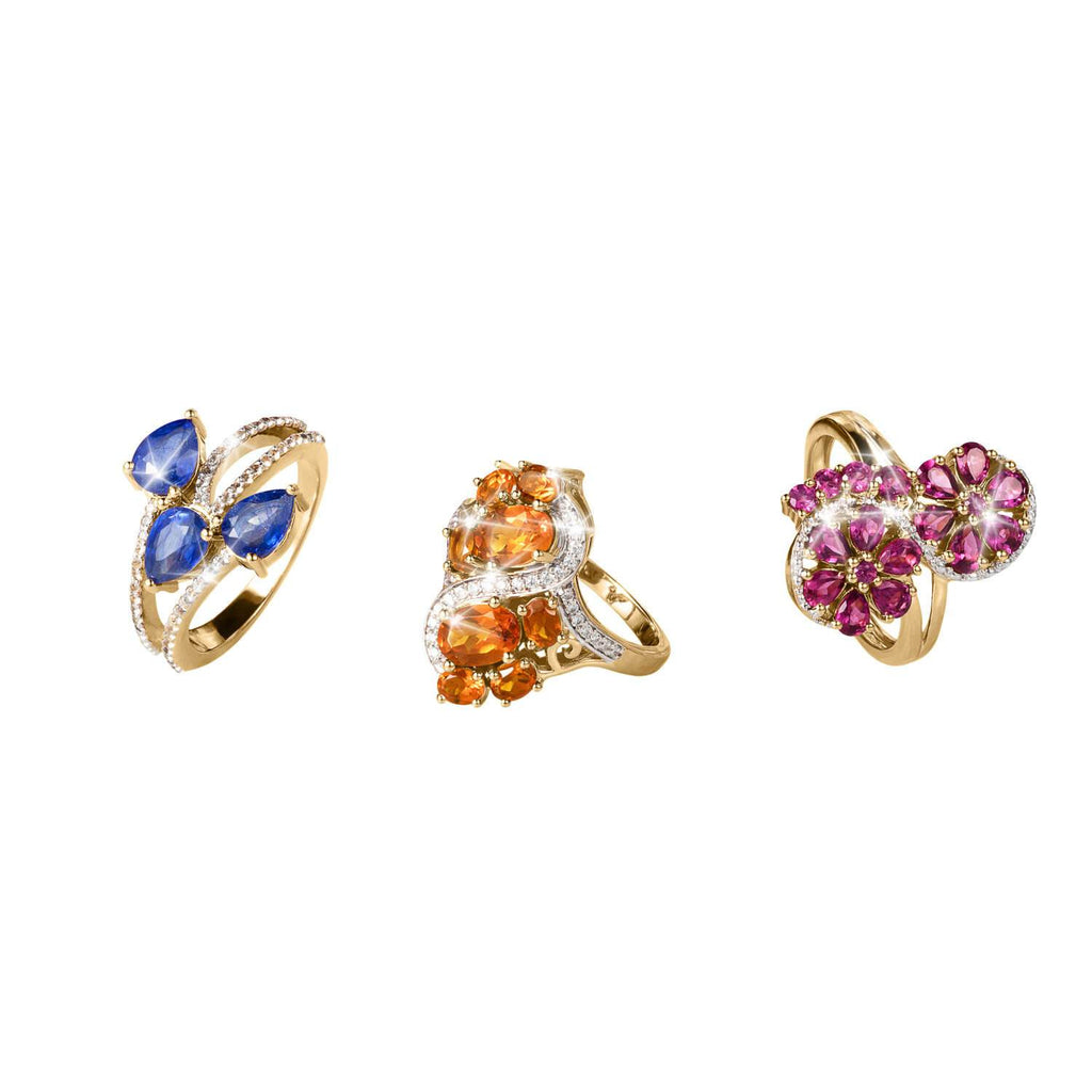 Cocktail Hour Ladies Rings - Buy Any 2
