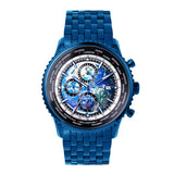 World Time Blue Men's Watch