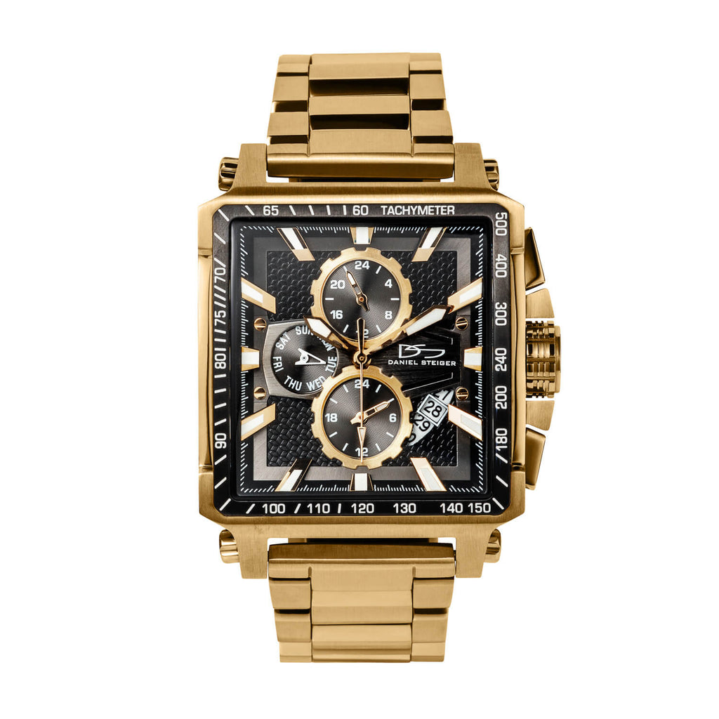 Colossus Gold Men's Watch