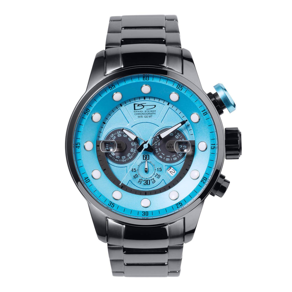 Maverick Blue Men's Watch