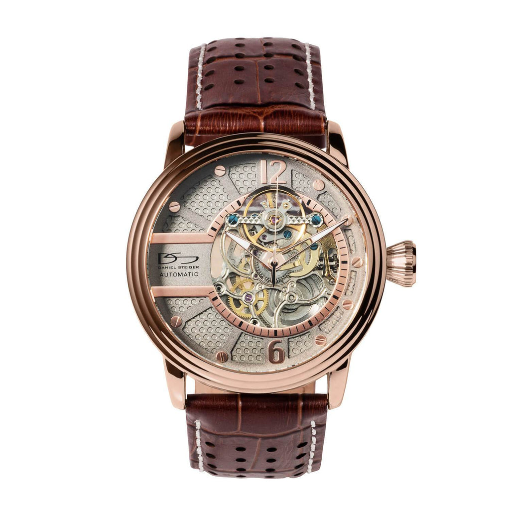 Revolution Automatic Brown Men's Watch