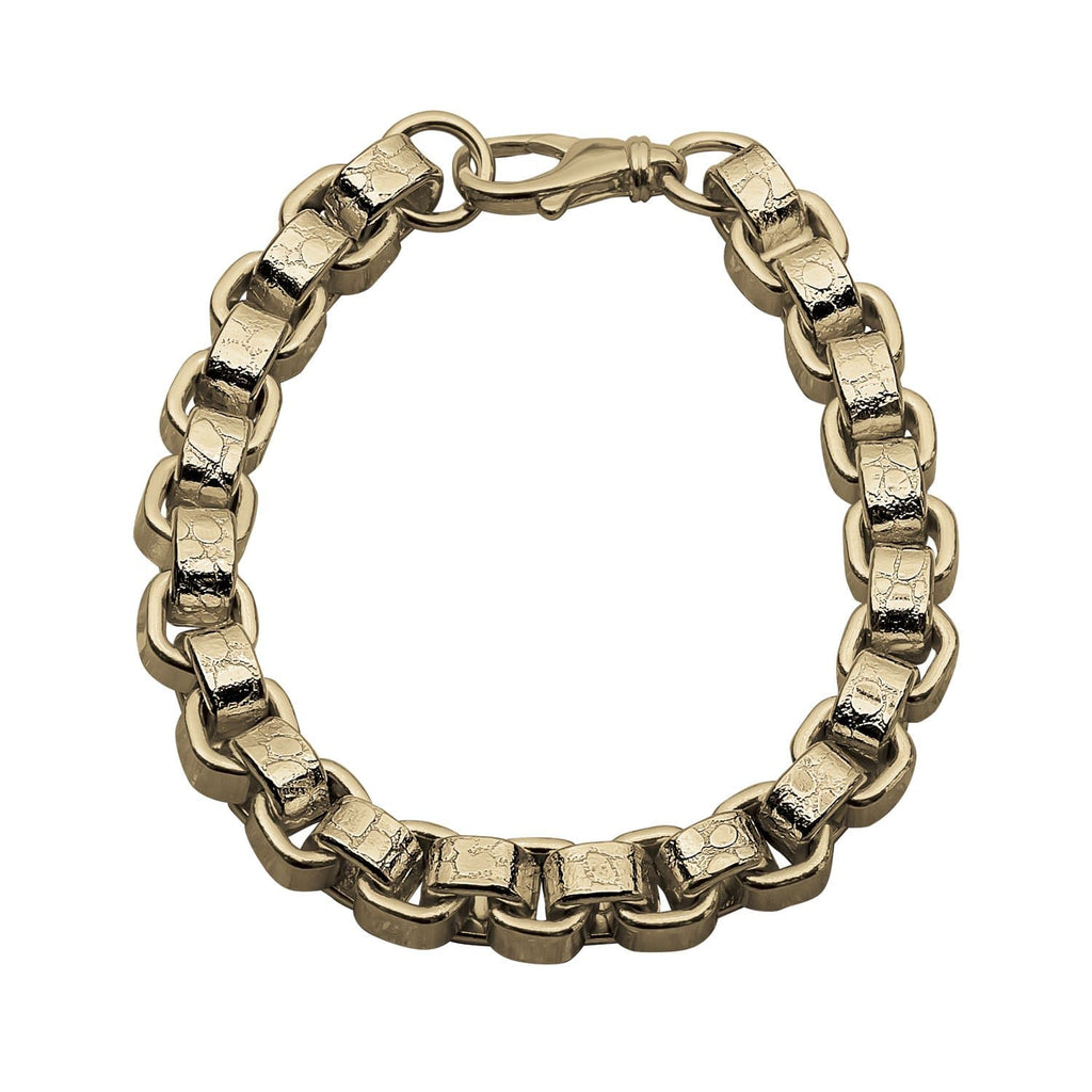Bello Box Chain Bracelet
