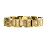 Buckingham Men's Gold Bracelet