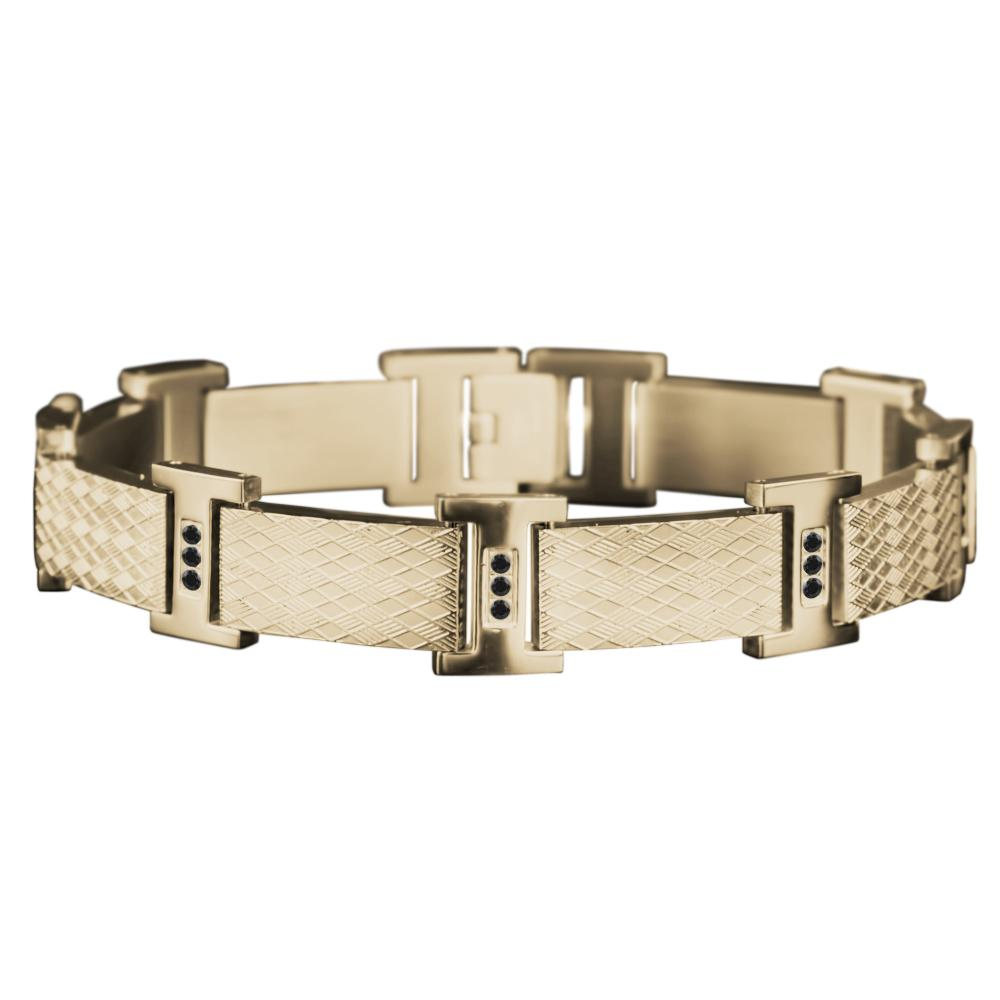 Rafferty Steel Bracelet