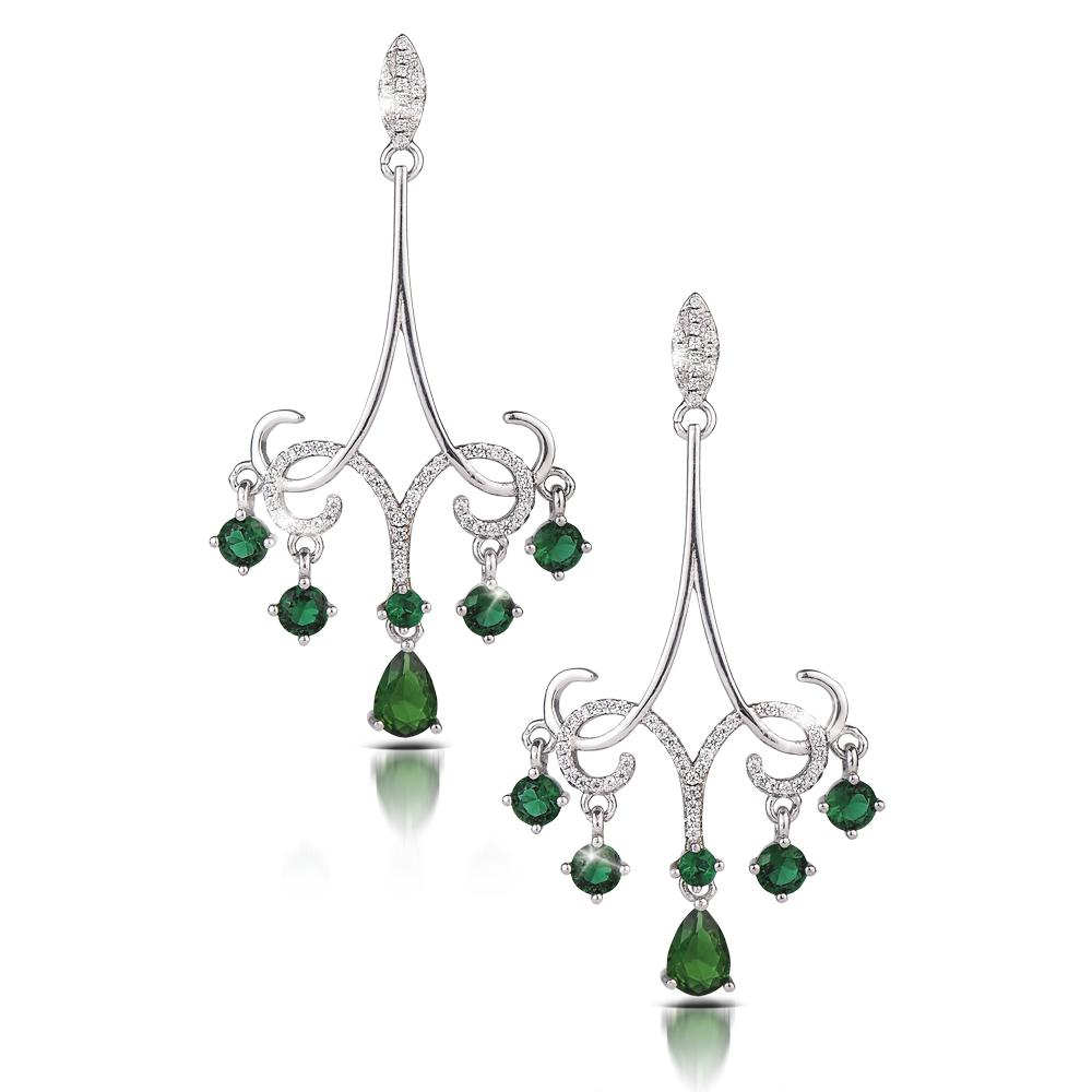 Kelly Chandelier Earrings