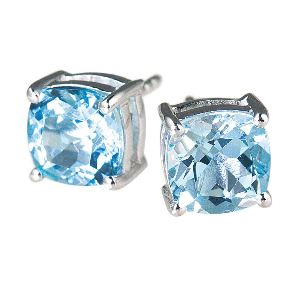 Sky Topaz Earrings