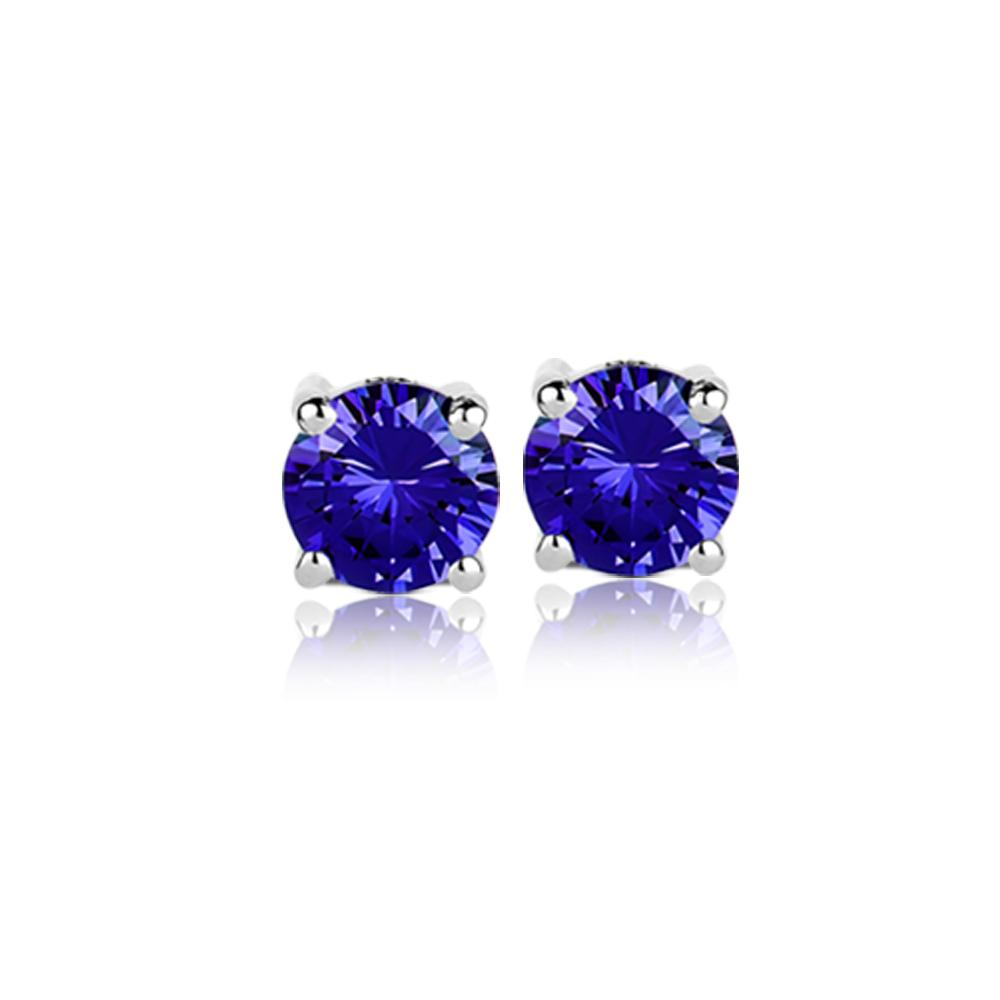 Brilliant Birthstones Earrings September