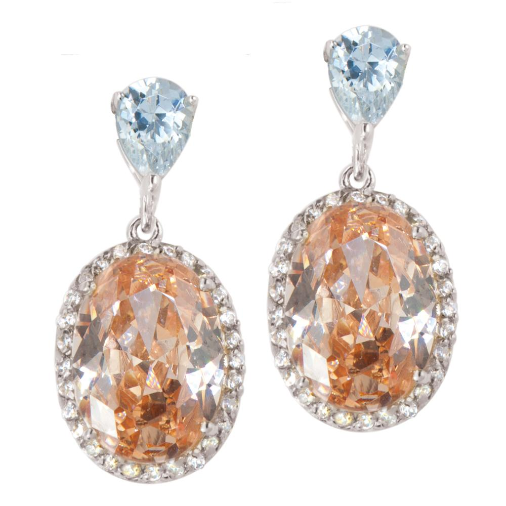 Mandarin Essence Earrings