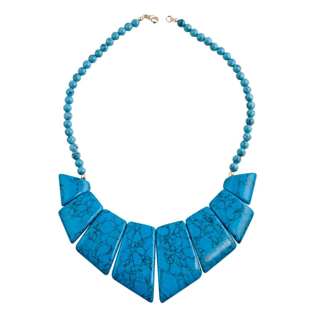Inca Turquoise Necklace