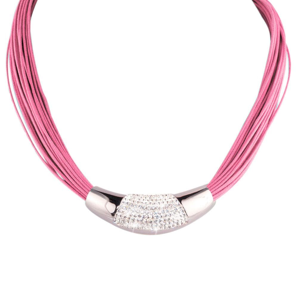 Cristal Pink Necklace