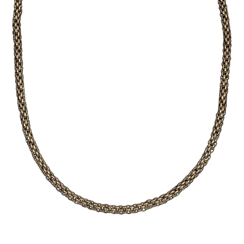 Rushmore Golden Necklace