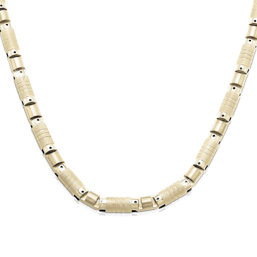 Moderno Men's Gold Necklace