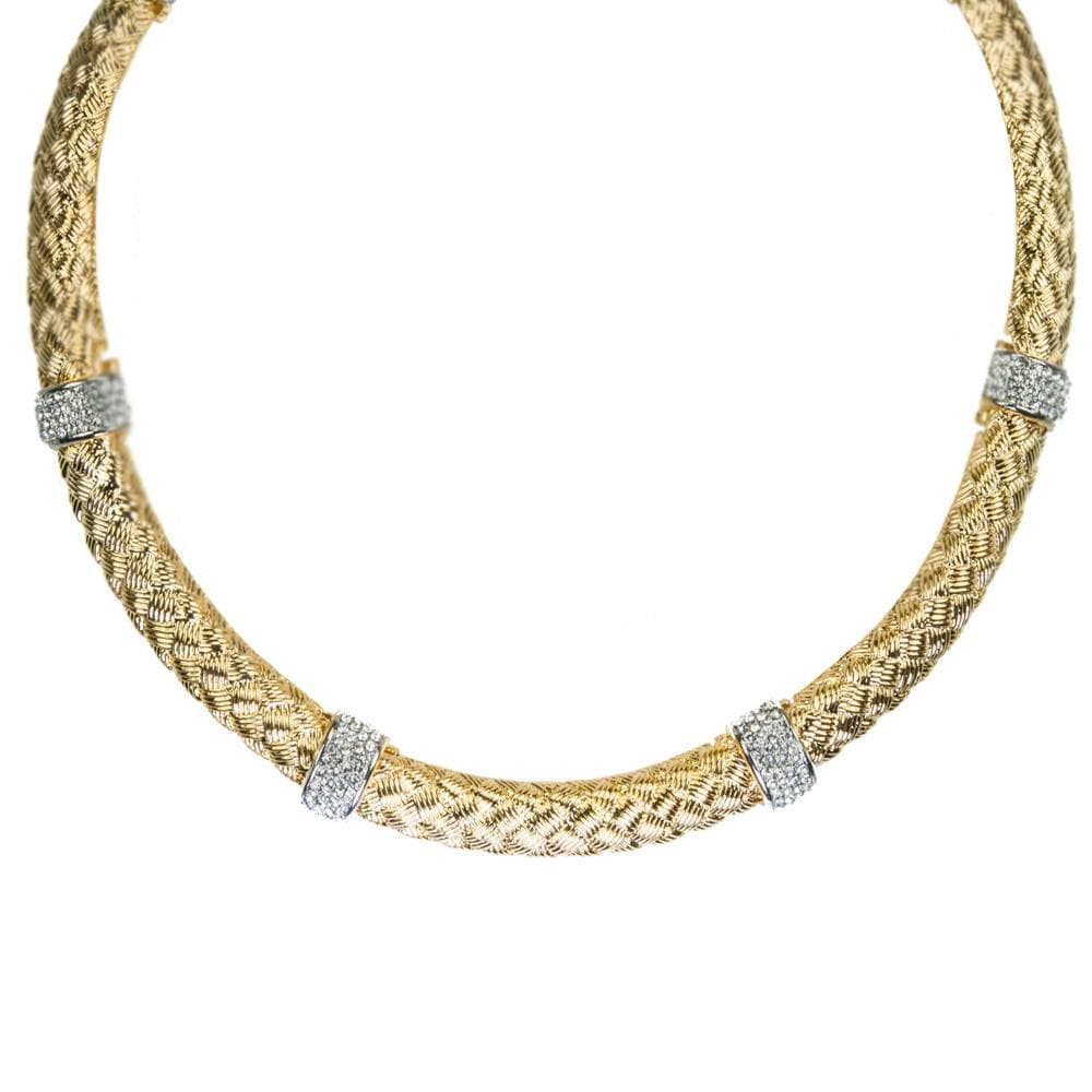 Golden Avenue Necklace