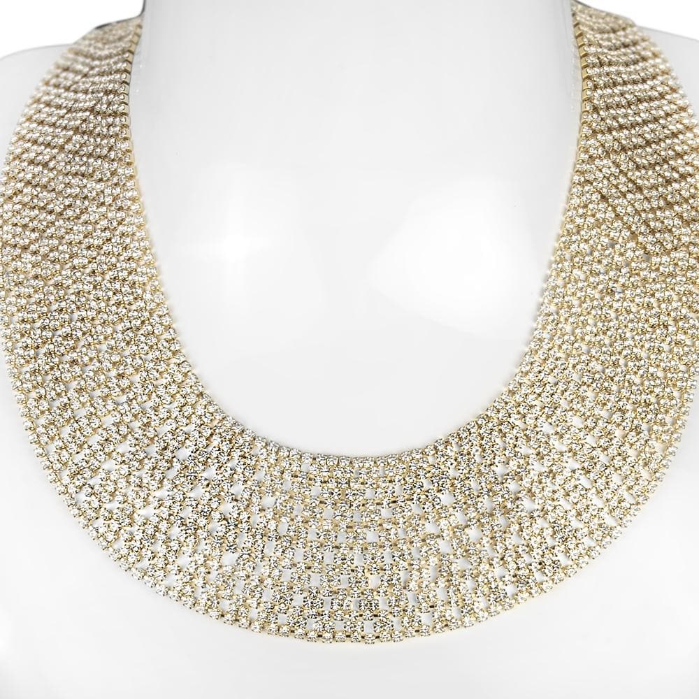 Riviera Gold Necklace
