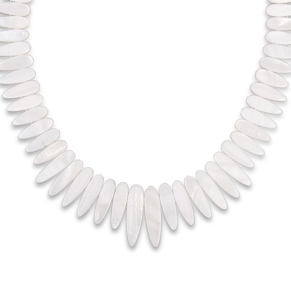 Tropical Pearl Necklace