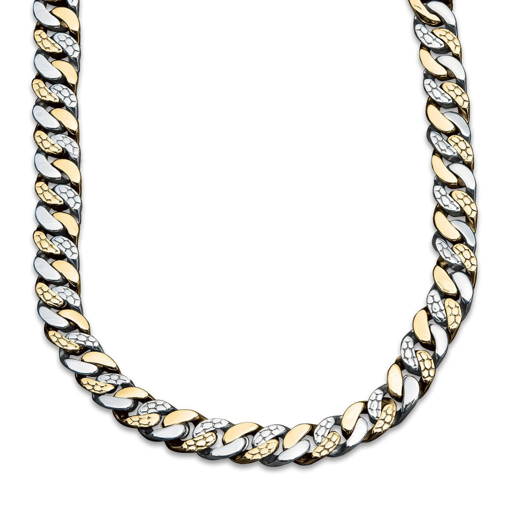 Golden Flush Necklace