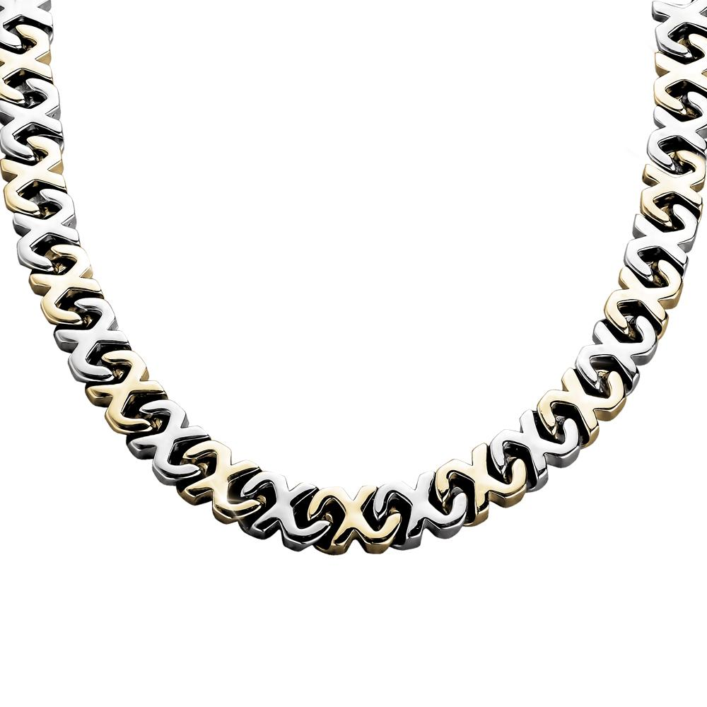 Maximo Steel Necklace
