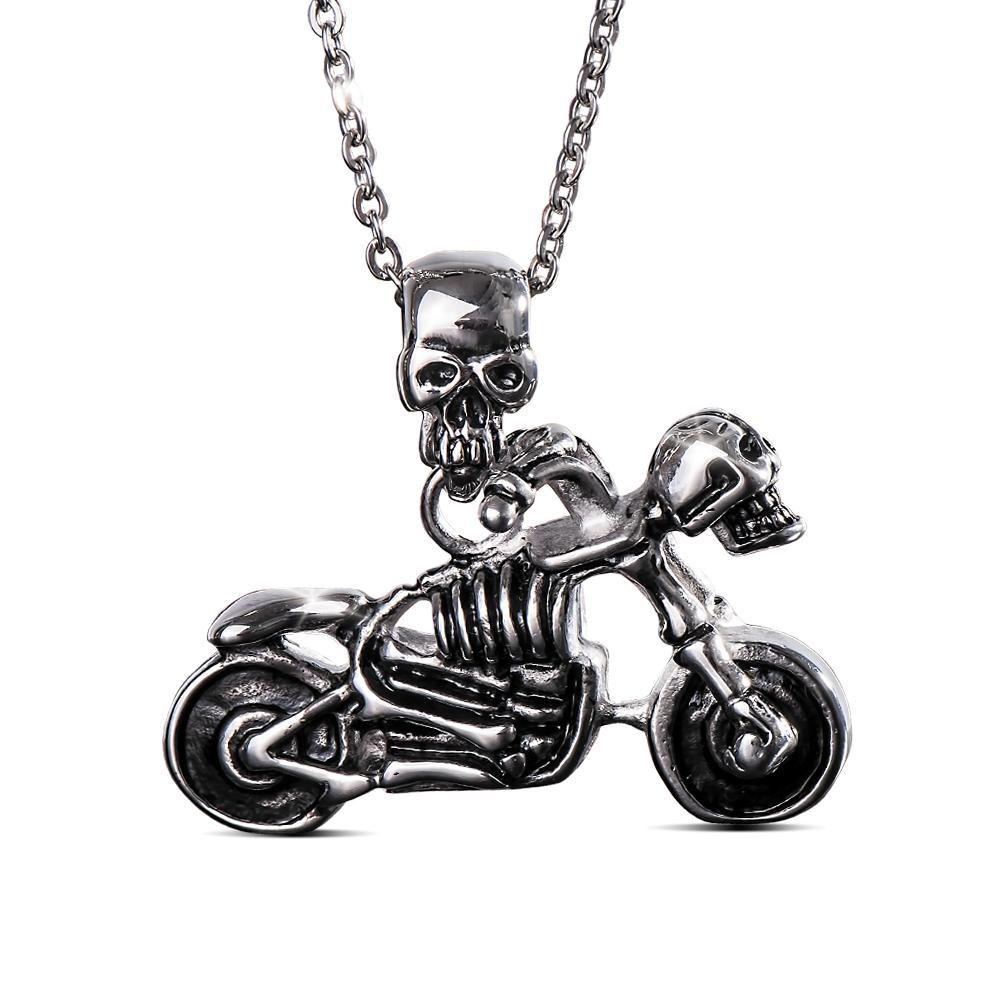 Skull Cruiser Men's Pendant