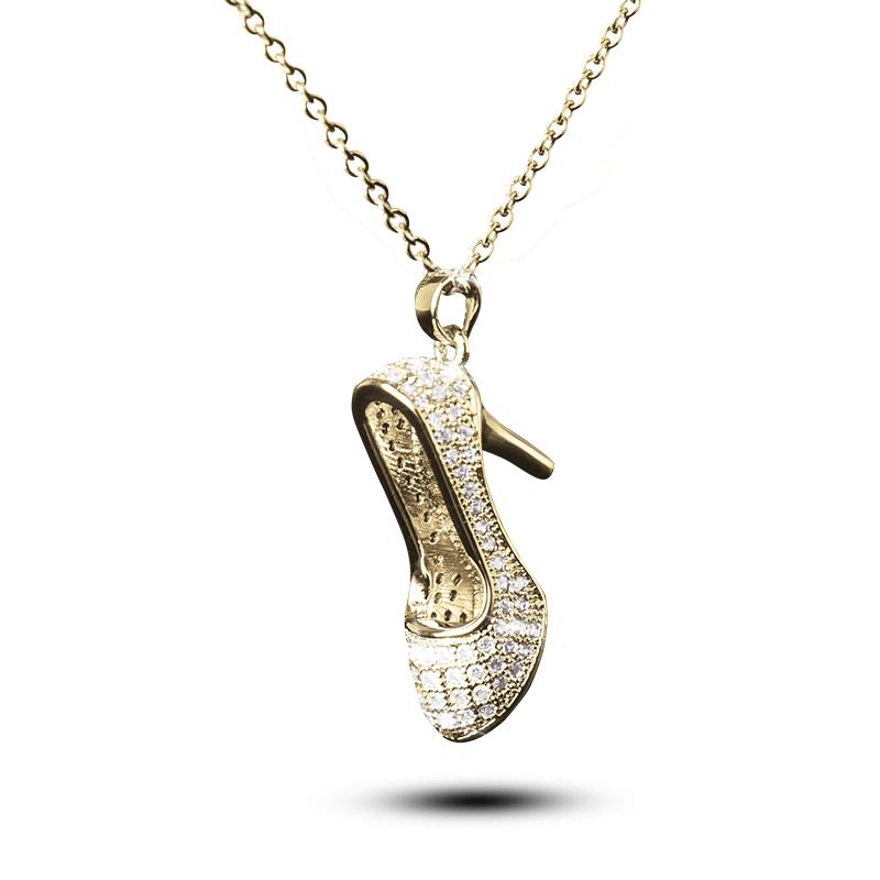 Elite Stiletto Pendant