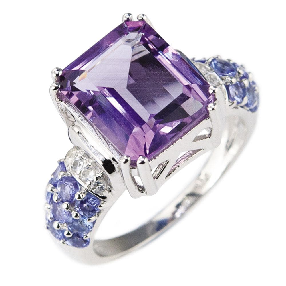 Tutti Fruity Amethyst Ring