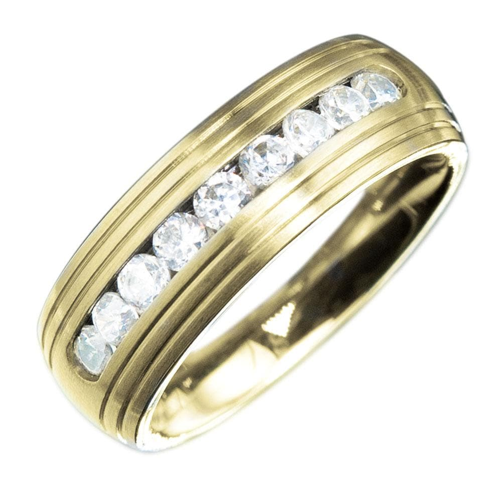 Couture Band Gold Ring