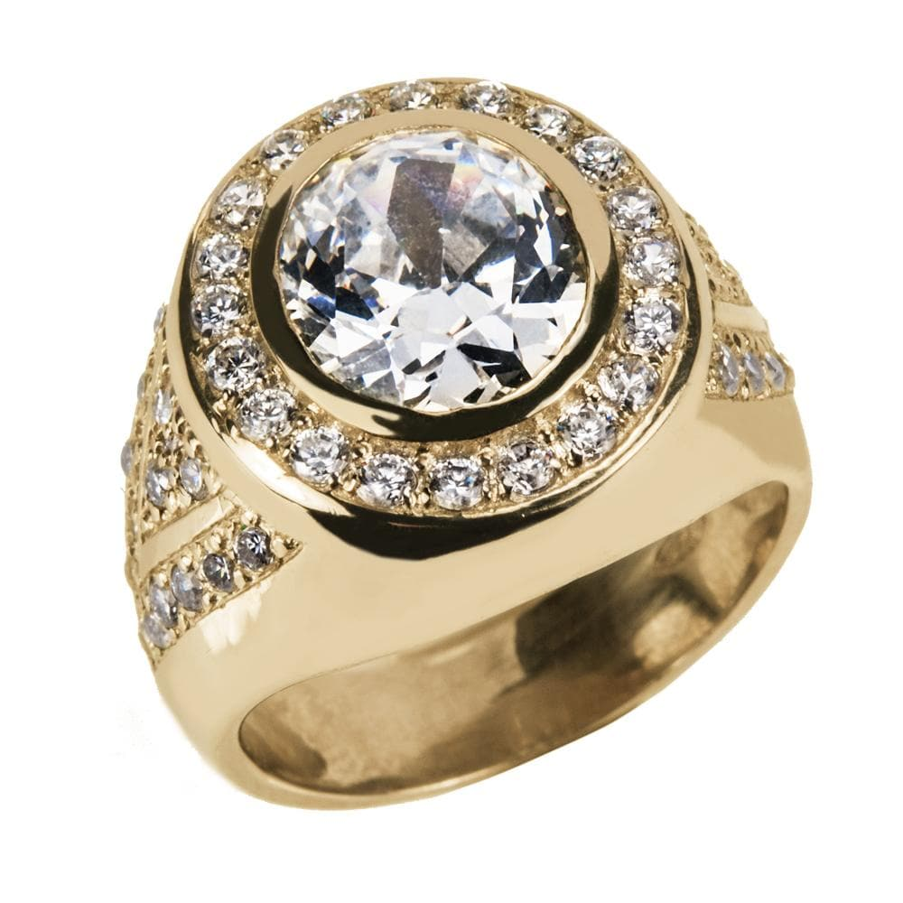 Monument Men's Ring