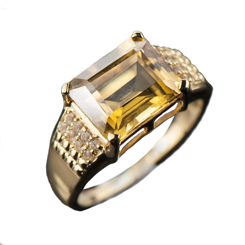 Cognac Men's Ring