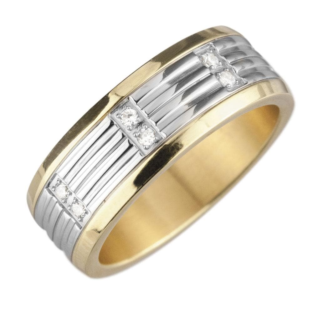 Men's Carlton Diamond Ring