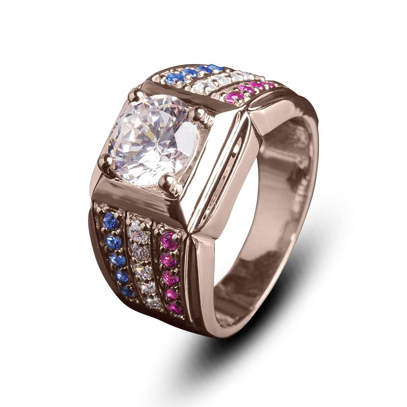 Continental Men's Ring