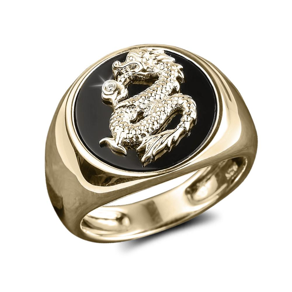 Dragon Emperor Ring