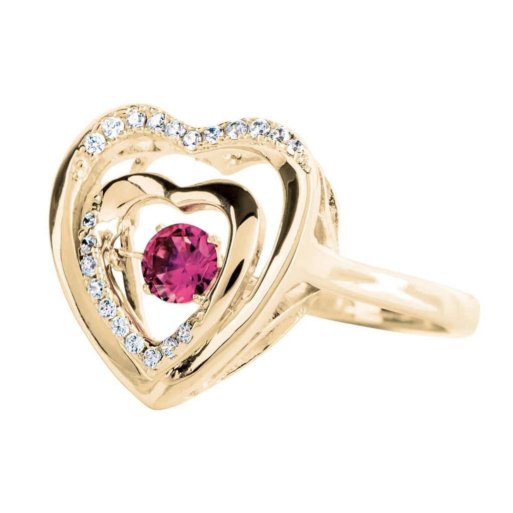 Sweetheart Dancing Ring
