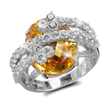 Honey Blossom Ring