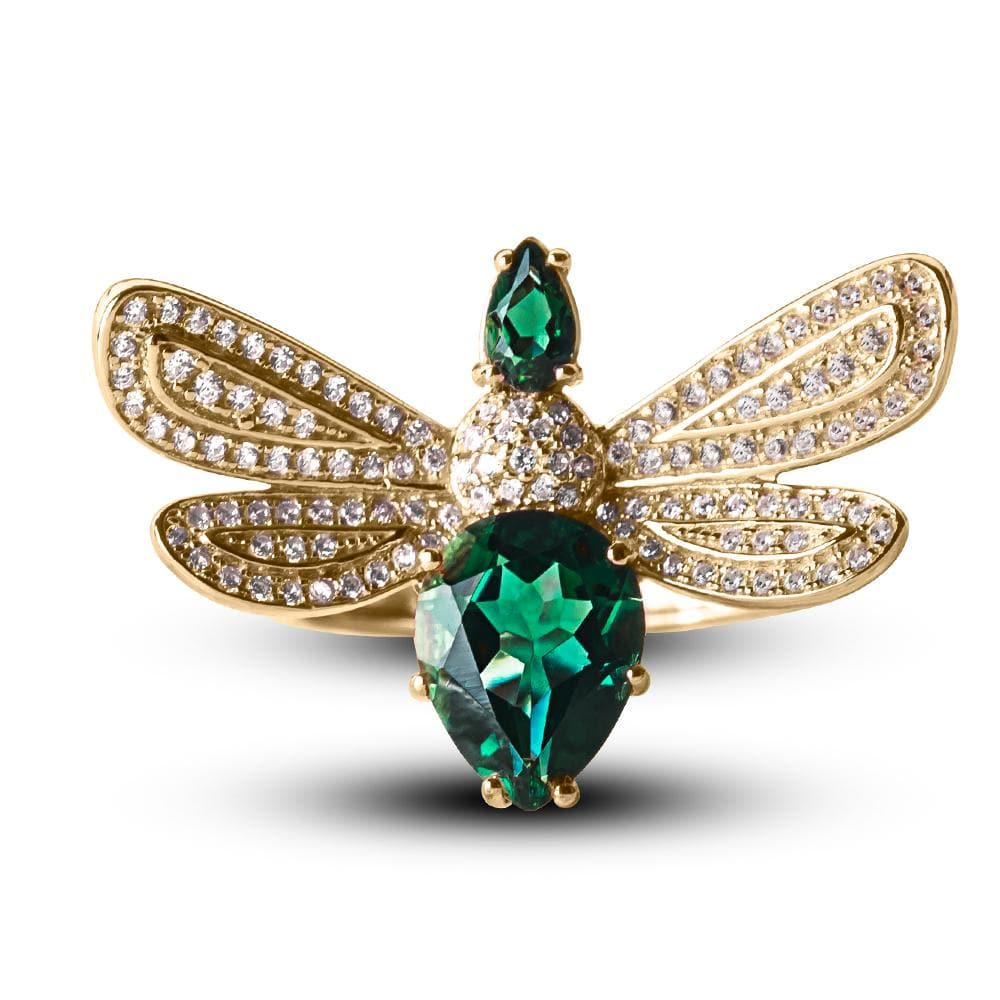 Ladies' Dragonfly Ring
