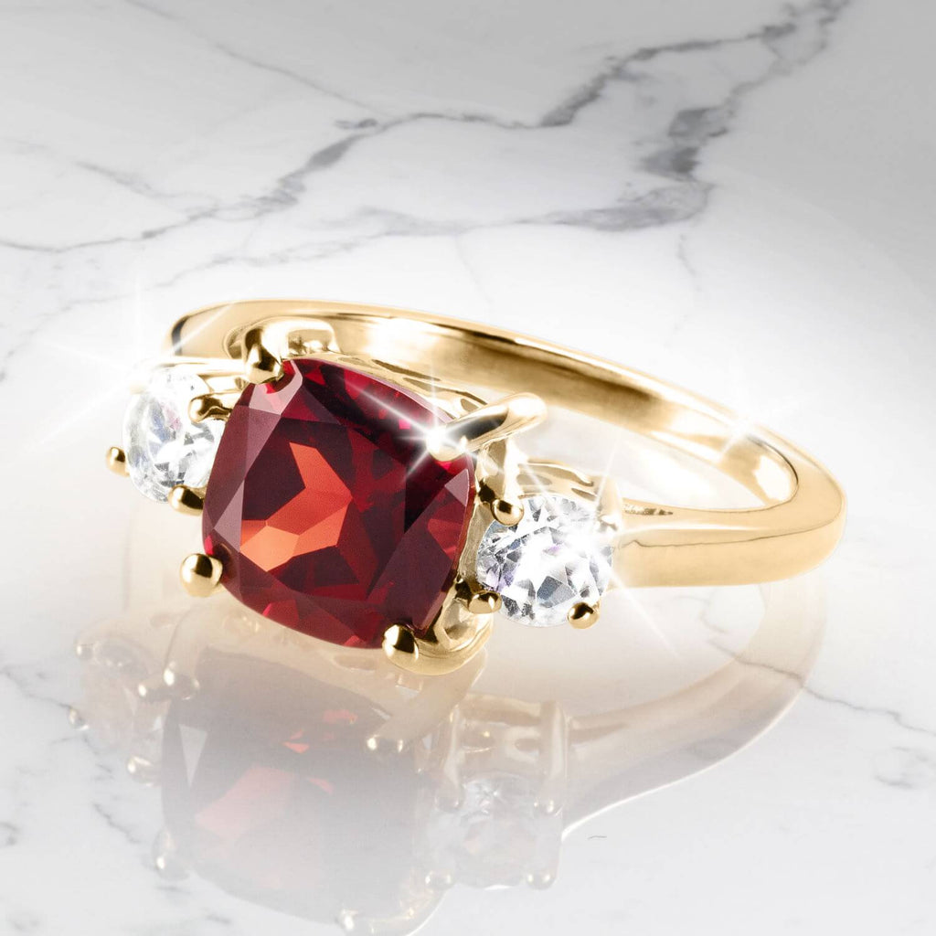 Daniel Steiger Eternal Flame Ladies Ring - Catalog Shot
