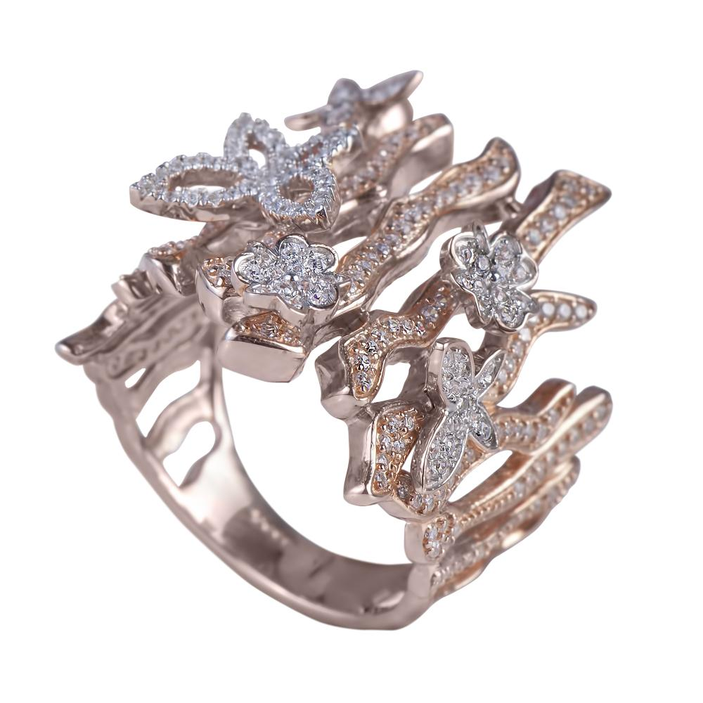 Woodland Butterfly Ring