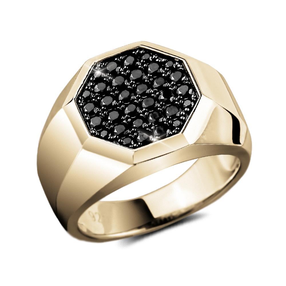 Octo Men's Ring