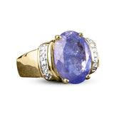 Opulanze Tanzanite Ring