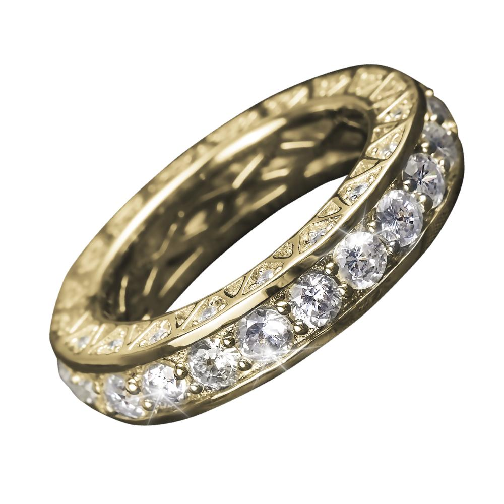 Portofino Yellow Gold Ring