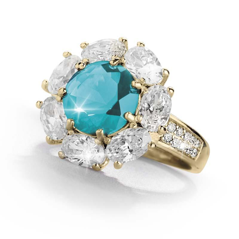 Glacial Cluster Ring